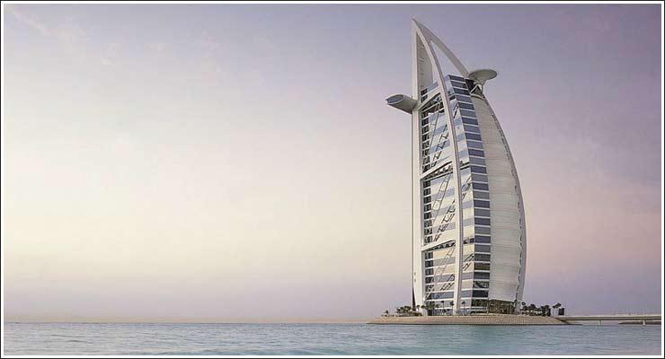 Dubai i Saudi Arabia