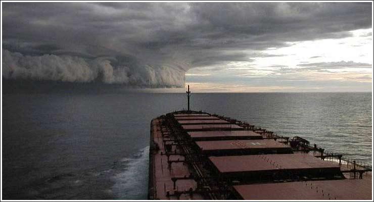 Storm i vente